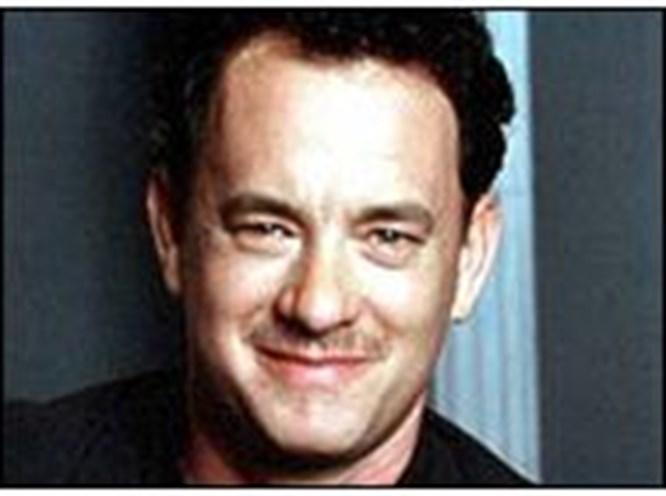 Hanks Guinness'e kapak attı